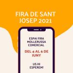 LA FIRA DE SANT JOSEP A MOLLERUSSA!